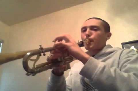 Trumpet Solo - Mario Miguel