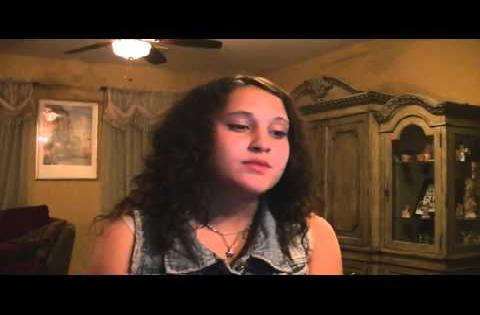 PayPhone (Maroon 5) Cover - Athena Creese Age: 12