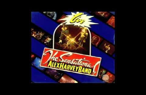 The Sensational Alex Harvey Band - Delilah (Live)