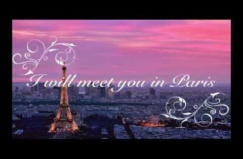 Paris, Someday | Original Song | Lyric Video