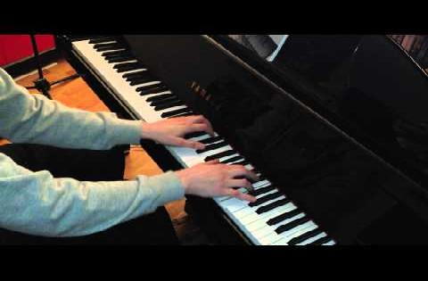 Genesis - Firth Of Fifth (piano cover) by Tomas Grut