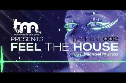 Tribe Music - Feel The House Podcast #002 (Guest Michael Murica)