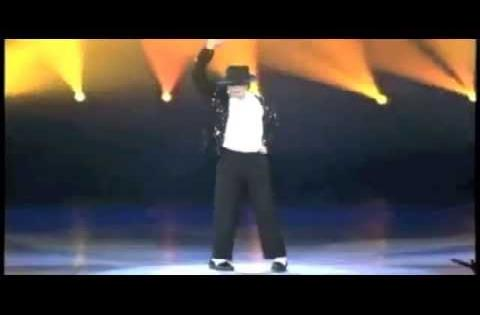 Michael Jackson's Amazing Dance Moves