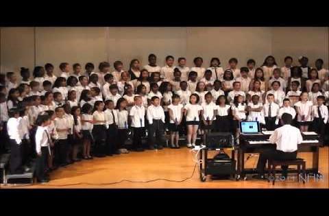 Spark M. Matsunaga ES - 2nd Grade Music Concert