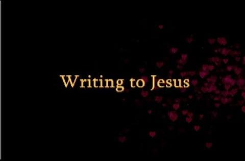 Writing to Jesus w/lyrics - Jerry Lane Brown Ministries