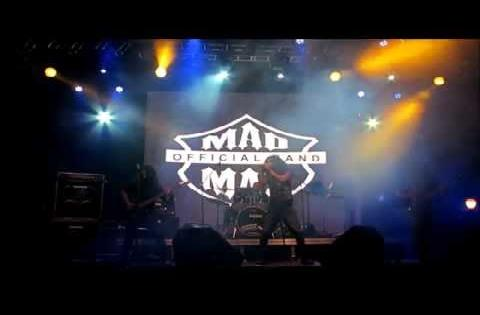 MAD MAX M.C. Band - When A Blind Man Cries (Deep Purple)