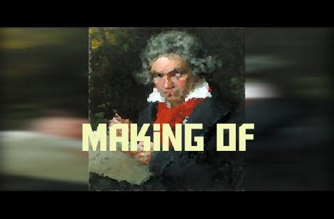 MAKING OF | Beethoven Für Elise - Electronic  (Timelapse)