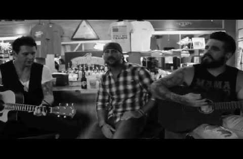 Coal Mountain Band- Backstreet Back Seat (Acoustic) Original