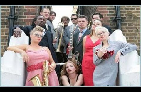 45 Jive - Jive Band - Brighton