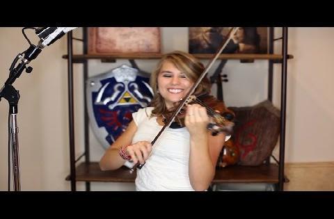 Cosmo Canyon (FFVII) - Violin - Taylor Davis (Live)