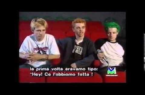 Green Day About Their First Record On A Major Label