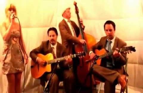 The Hepbir Band - Gypsy Swing Trio - Bei Mir Du Schoen Cover