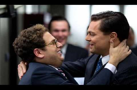 Le Loup de Wall Street | Kanye West Black Skinhead | Soundtrack | Trailer |