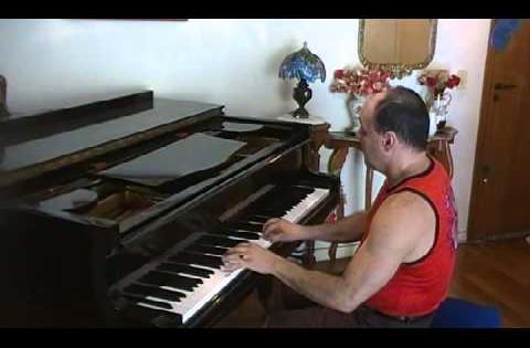 fascination waltz fascinação lyrics/ musica canção romântica famosa/ piano solo instrumental