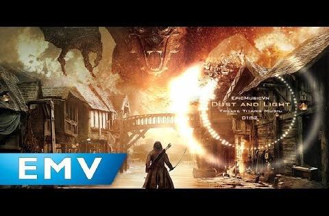 Twelve Titans Music - Dust and Light (The Hobbit 2014 Trailer Music) - EpicMusicVn