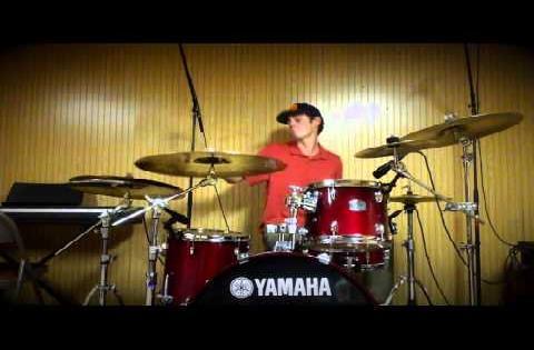 Improvised Drum solo