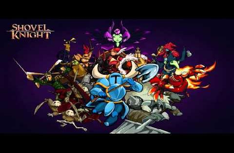 Shovel Knight OST - The Destroyer 'Tinker Tank Battle'