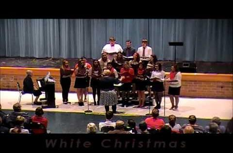 Varsity Ensemble - Winter Concert - 2014