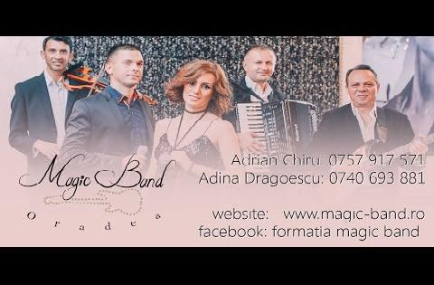 ADINA DRAGOESCU - LIVE NUNTA - NOSA NOSA (COVER) - FORMATIA MAGIC BAND