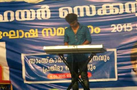how to play new malayalam and hindi songs keyboard fusion performance new aashiqui2