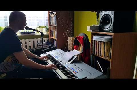 It's a heartache - Bonnie Tyler - Yamaha Tyros 5 Cover Amigo Band