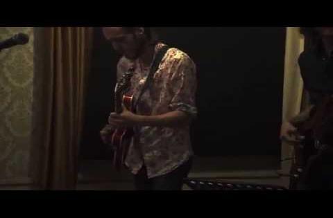Fergusson Square LIVE @ Vinyl - 'Uhm' by Ben Finnis